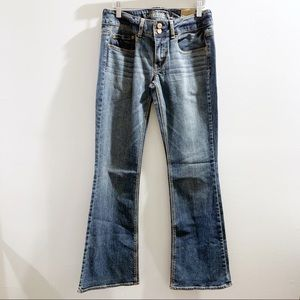 American Eagle NWT Artist Flare Jeans Size 6